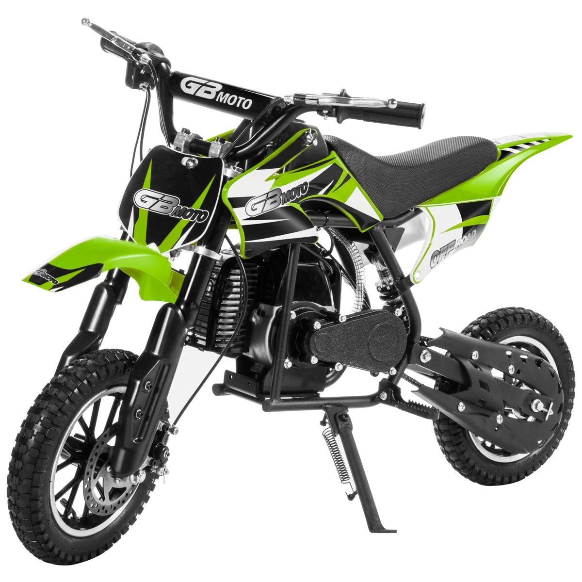 49cc 2-Stroke Gas Motorized Mini Dirt Bike Pocket Bike Pit S