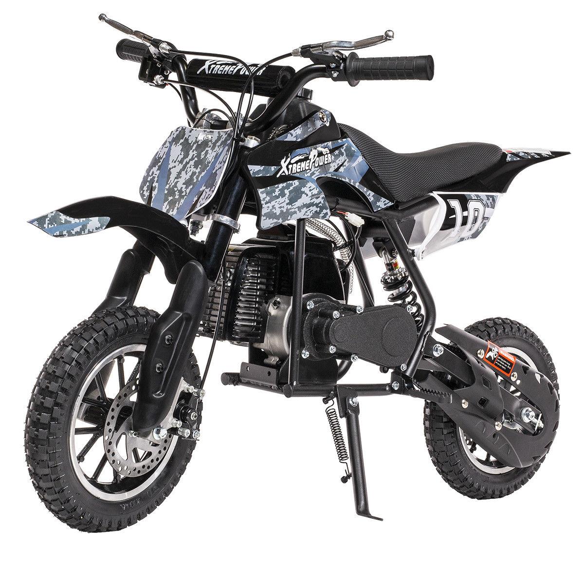 XtremepowerUS-49CC-2-Stroke-Gas-Power-Mini-Pocket-Dirt-Bike-Dirt-Off-Road-Motorc