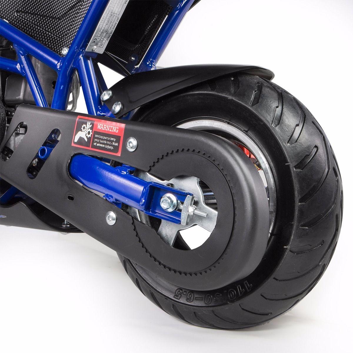 XtremepowerUS-Gas-Pocket-Bike-Motor-Bike-Scooter-40cc-Epa-Engine-Motorcycle thumbnail 10