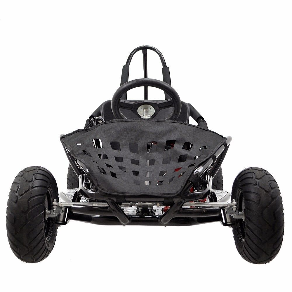 48v-1000w-3-speed-control-High-Performance-Electric-Off-Road-Go-Kart-Red-New thumbnail 11
