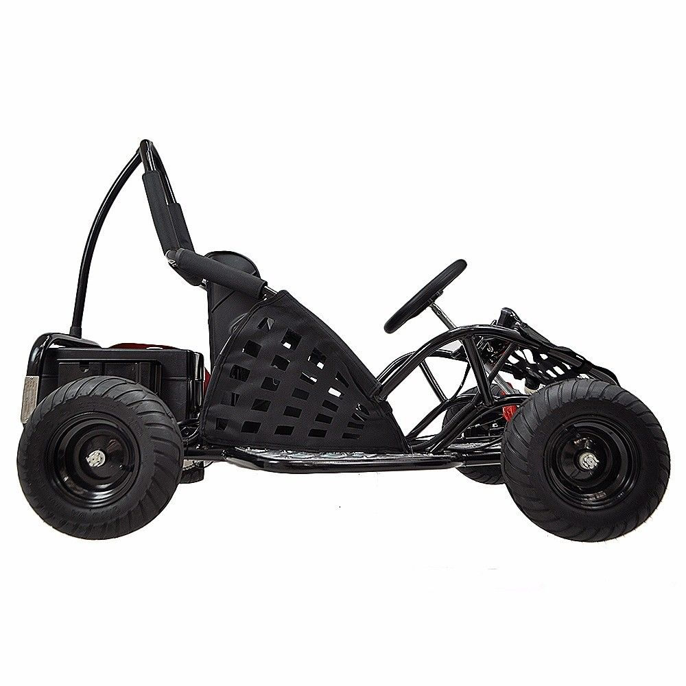 48v-1000w-3-speed-control-High-Performance-Electric-Off-Road-Go-Kart-Red-New thumbnail 9