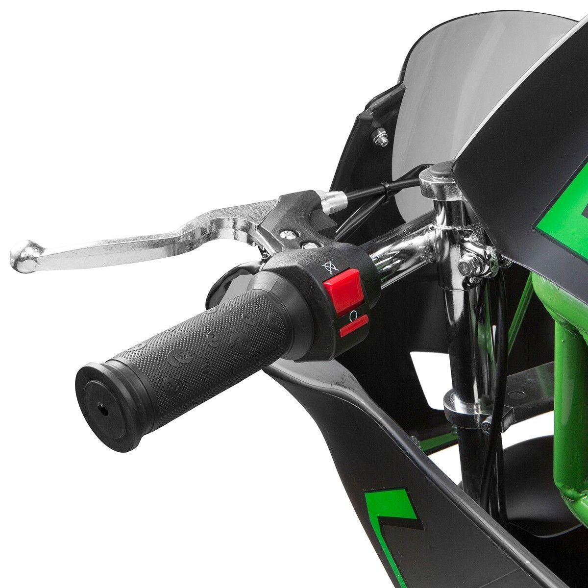 XtremepowerUS-Gas-Pocket-Bike-Motor-Bike-Scooter-40cc-Epa-Engine-Motorcycle thumbnail 16
