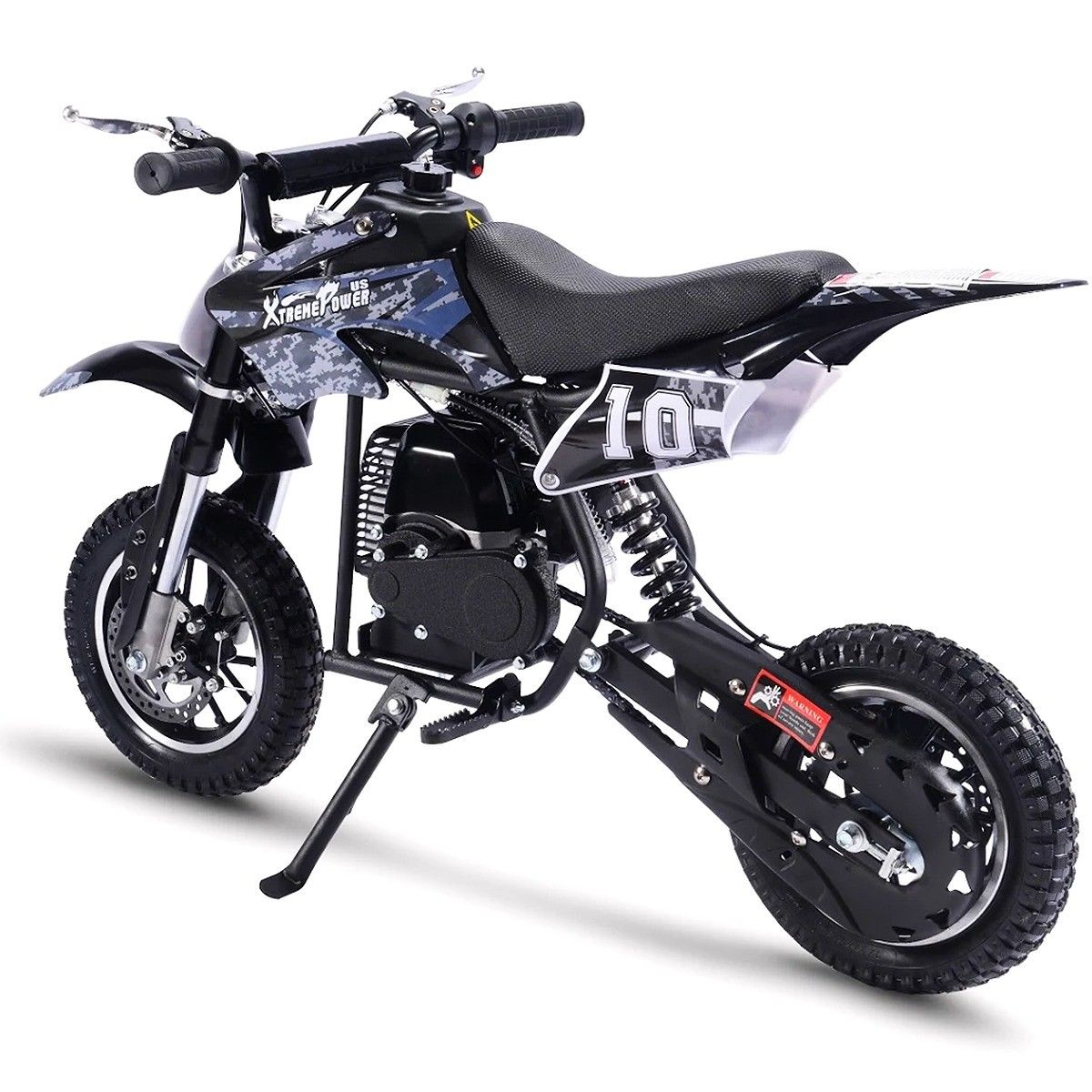 49cc-2-Stroke-Gas-Motorized-Mini-Dirt-devil-scooter-Bike-Pocket-Bike-Pit thumbnail 12
