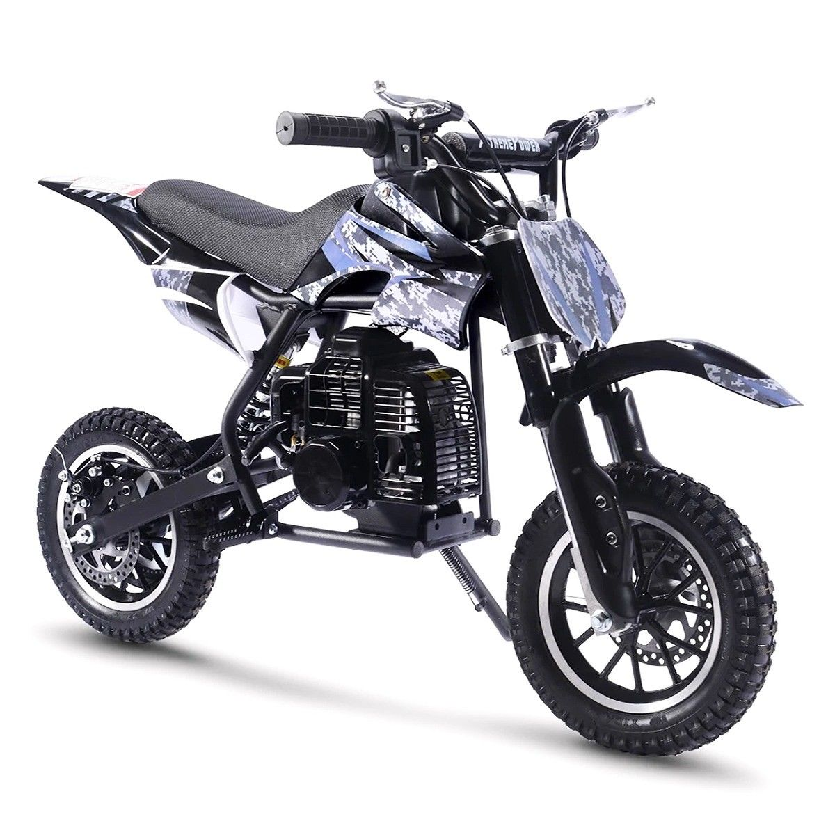 49cc-2-Stroke-Gas-Motorized-Mini-Dirt-devil-scooter-Bike-Pocket-Bike-Pit thumbnail 15