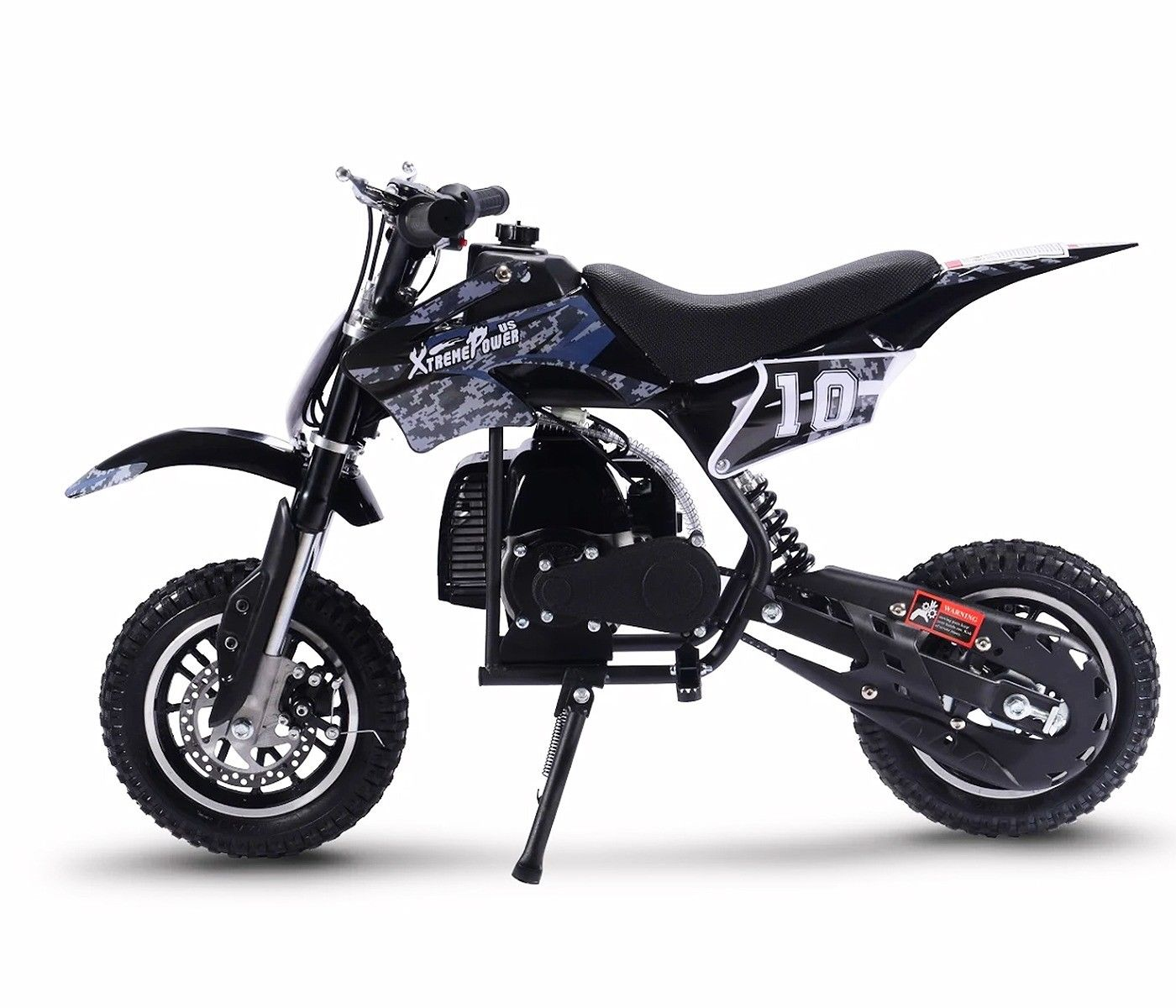 49cc-2-Stroke-Gas-Motorized-Mini-Dirt-devil-scooter-Bike-Pocket-Bike-Pit thumbnail 11