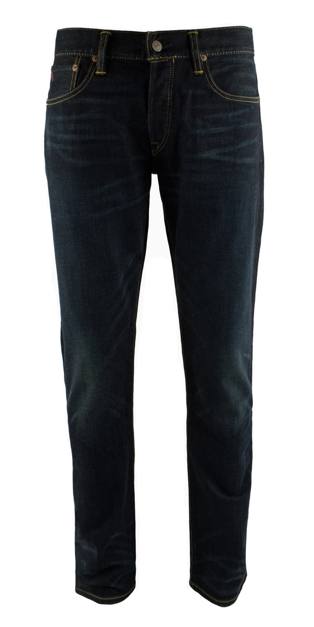 16cd888da7fa Polo Ralph Lauren Men s Big   Tall Hampton Stretch Straight Jeans Pants.  Why BUY ...