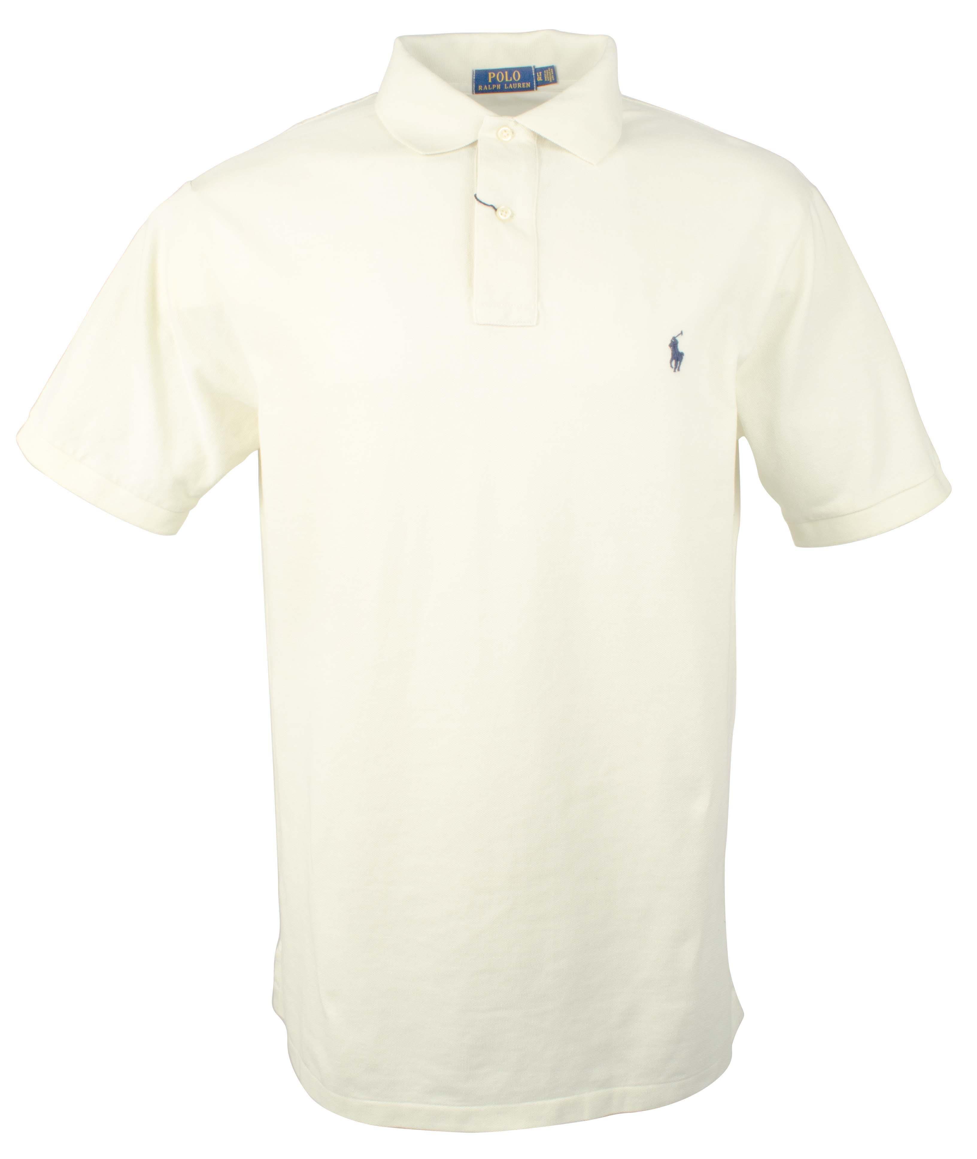 63559019f3316d Polo Ralph Lauren Men's Big & Tall Classic Fit Mesh Polo Shirt | eBay