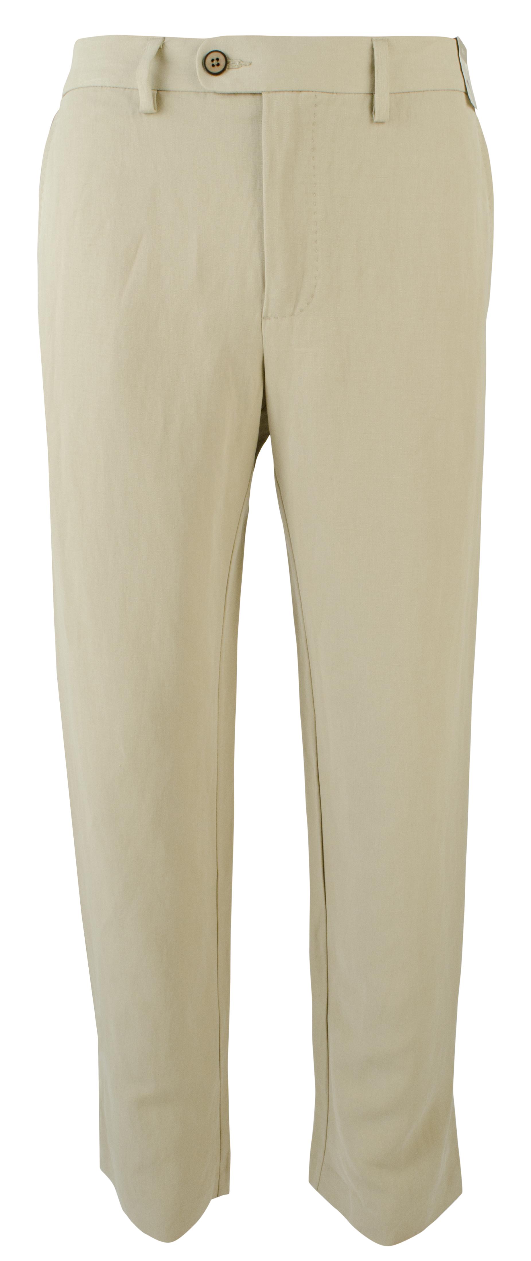 1ed4b0b294 Tommy Bahama Men's Monterey Authentic Linen-Blend Pant | eBay
