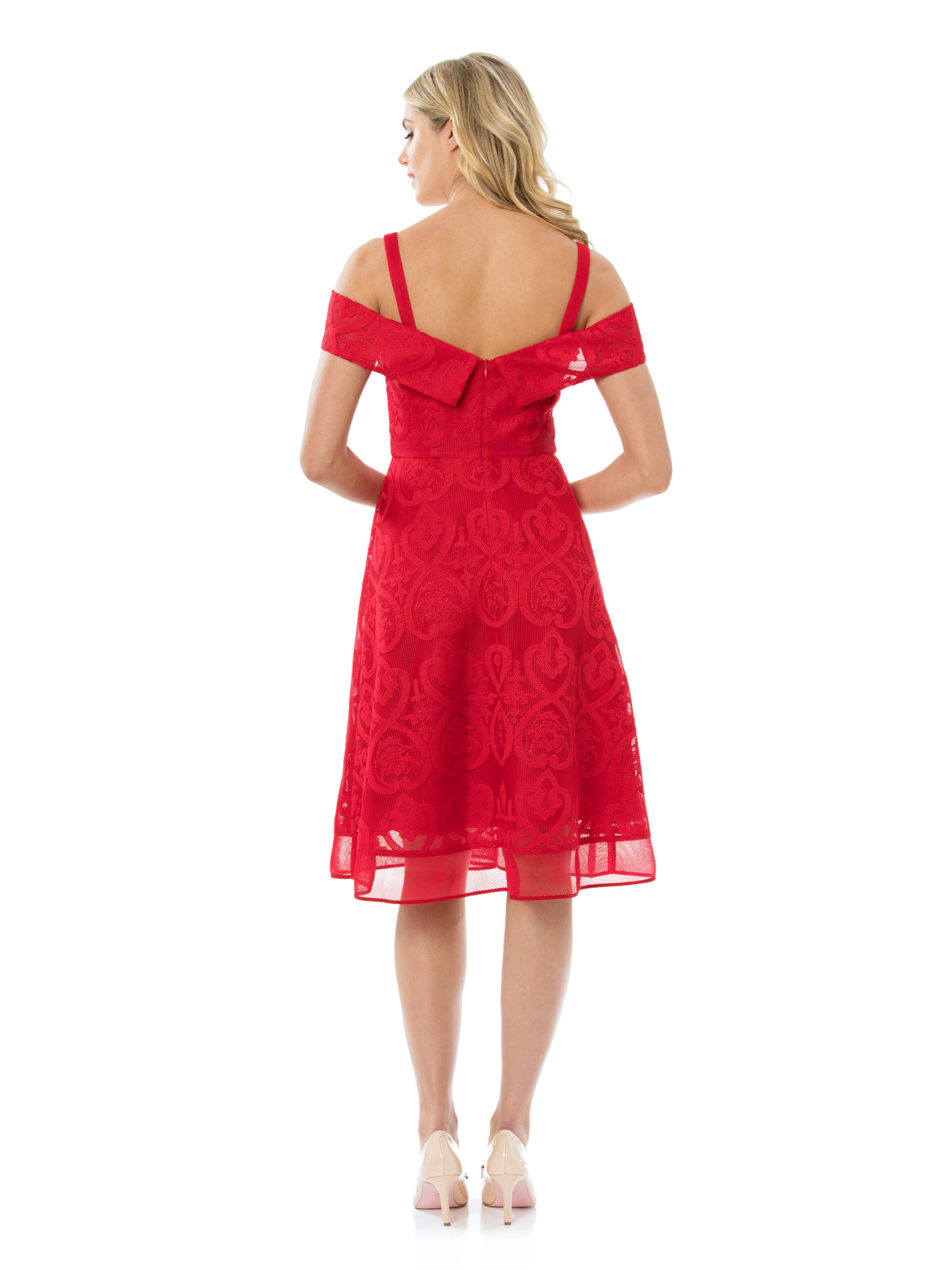 2119af73d9e New Review Women s Puerto Rico Dress Red
