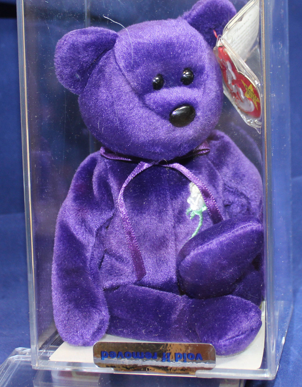 Princess Authenticated (L5)  PE -  Indonesian Version Ty Beanie Baby