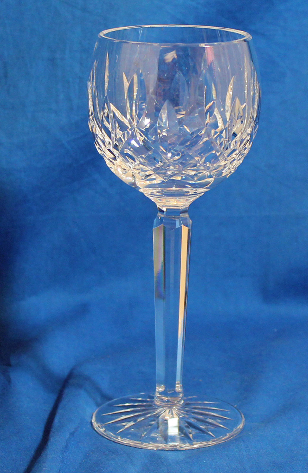 """Waterford Crystal Stemware, Lismore Wine Hock, 7 1/2""""   eBay"""