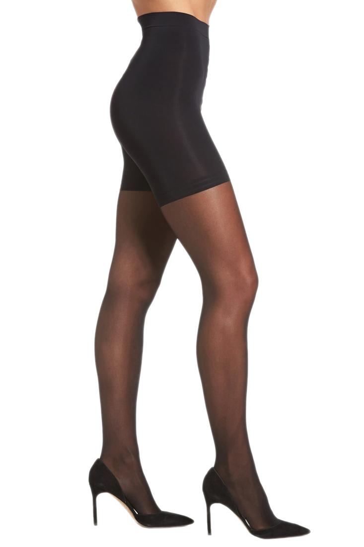 41fe5712aa9 Donna Karan Signature Sheer Satin Ultimate Toners Pantyhose 0B109