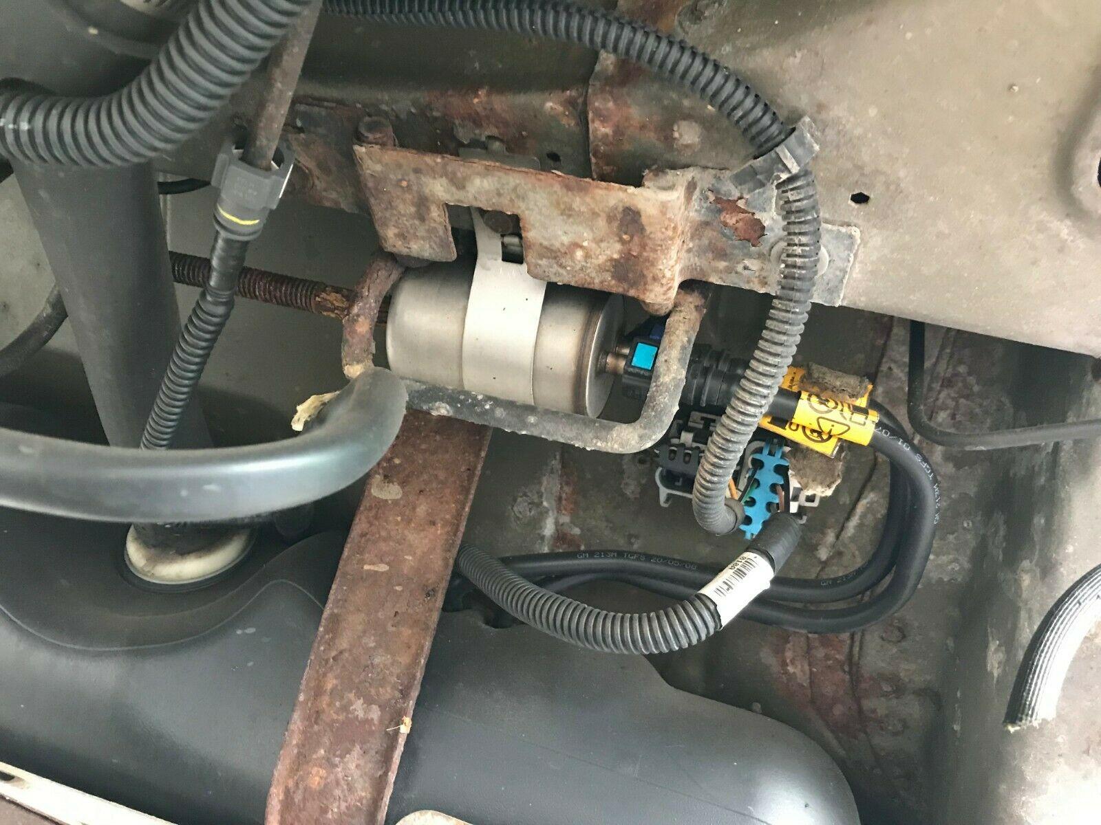 WWA 40] 40 Chevy Cobalt Fuel Filter   load scenario wiring ...