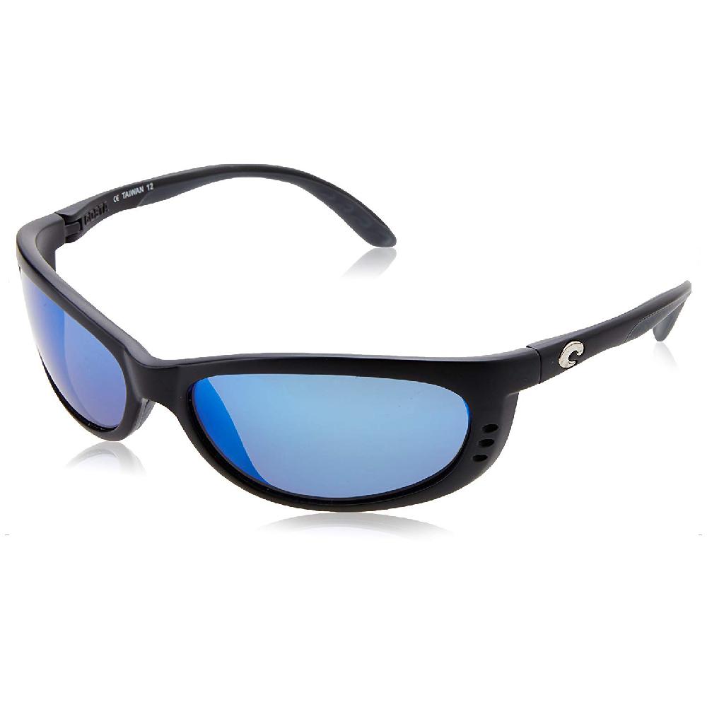 0b451cbc376 Costa del mar phantom sunglasses shiny black blue mirror ebay jpg 1000x1000 Del  mar blue