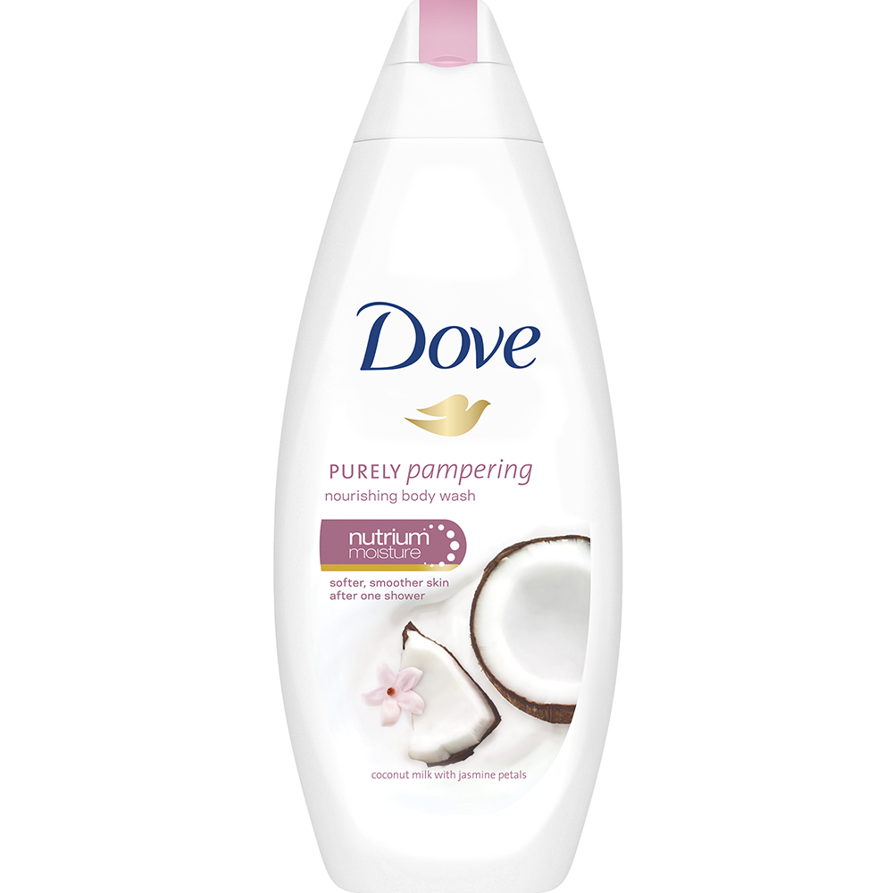 Dove Purely Pampering Coconut Milk And Jasmine Body Wash 500 Ml Ebay