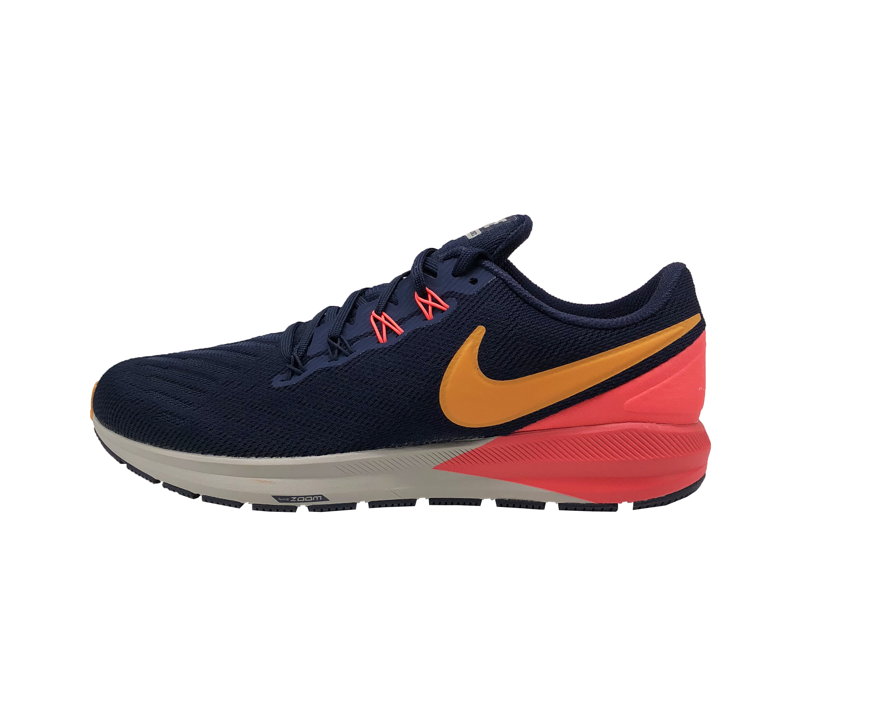 the best attitude 89478 1b393 Details about Nike Air Zoom Structure 22 AA1636 400 Mens Trainers
