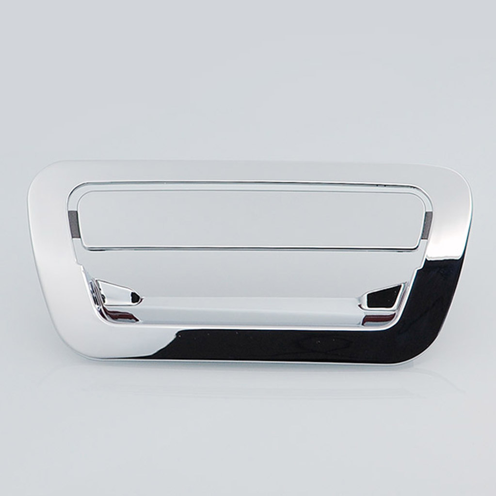 Triple Chrome Plated Tailgate Cover for 11-13 JEEP GRAND CHEROKEE