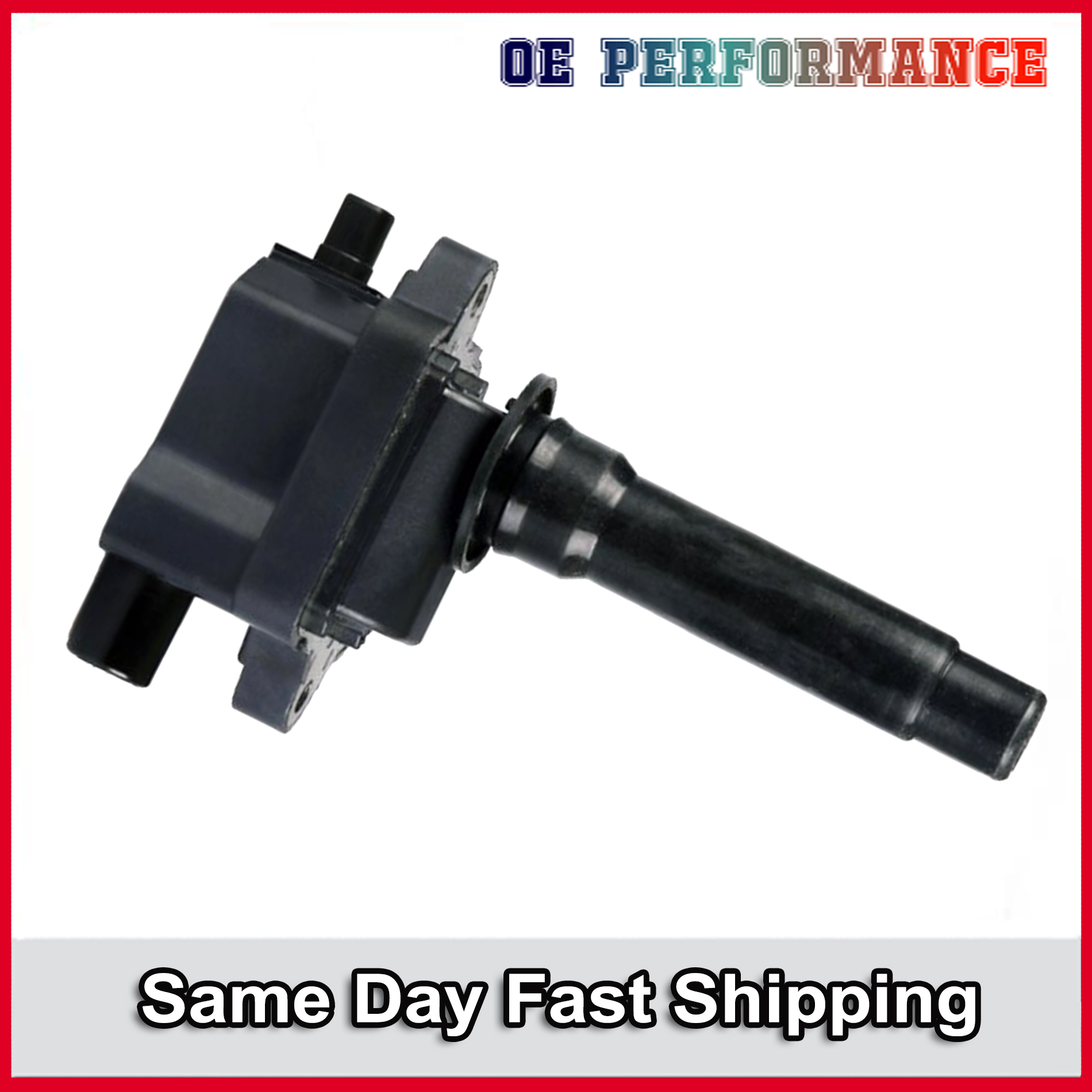 2x Ignition Coils Pack for Kia Sportage 1995-2002 I4 2.0L 0K013-18-100 UF-283