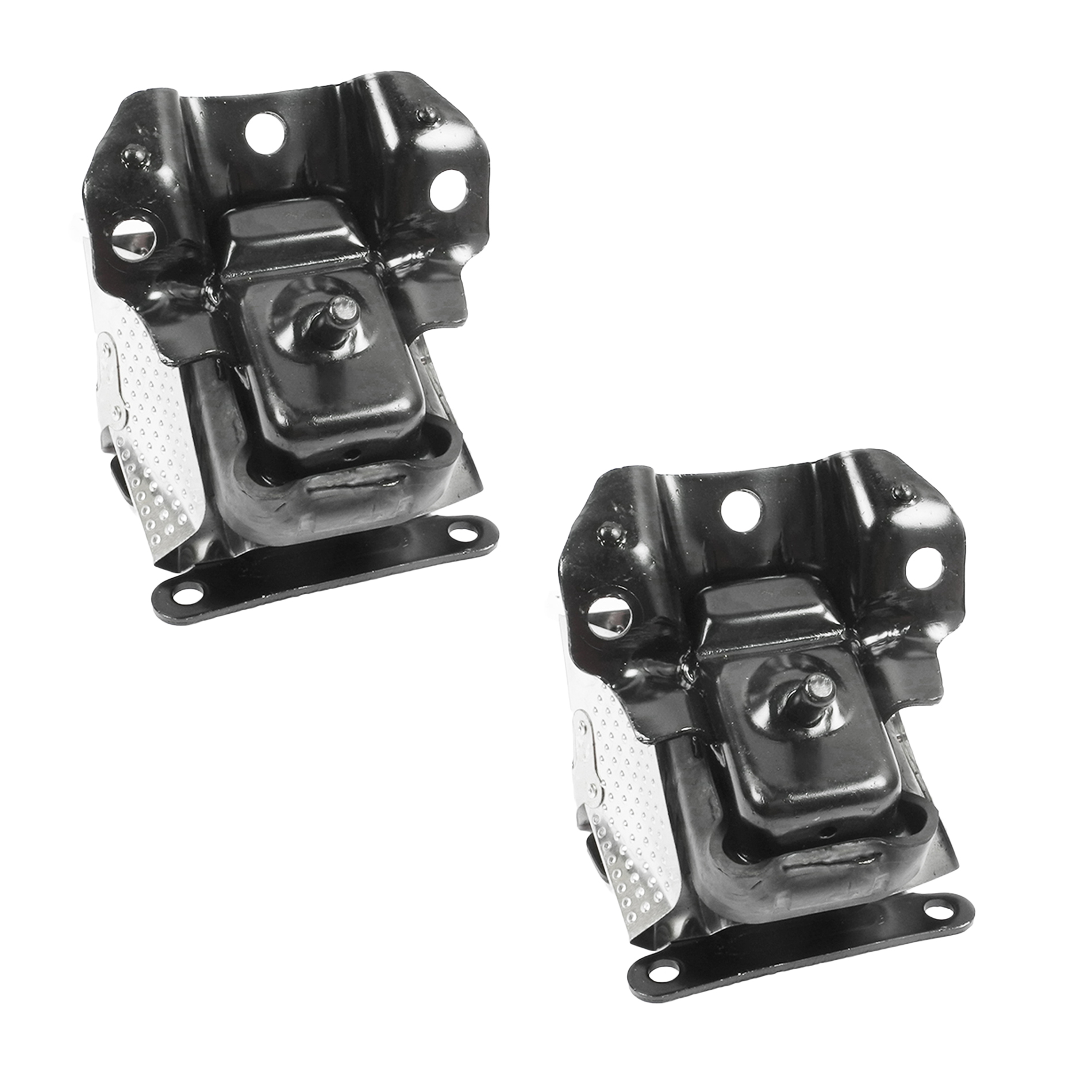 Set Engine Motor Mount Front LEFT & Right For Cadillac