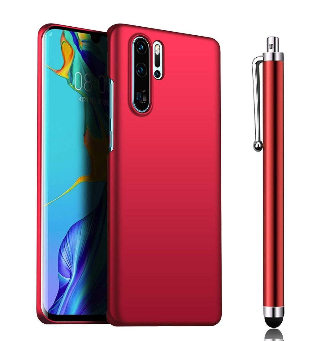 Case-for-Huawei-P30-Pro-Full-Body-Ultra-Thin-Slim-TPU-Protective-Phone-Cover thumbnail 23