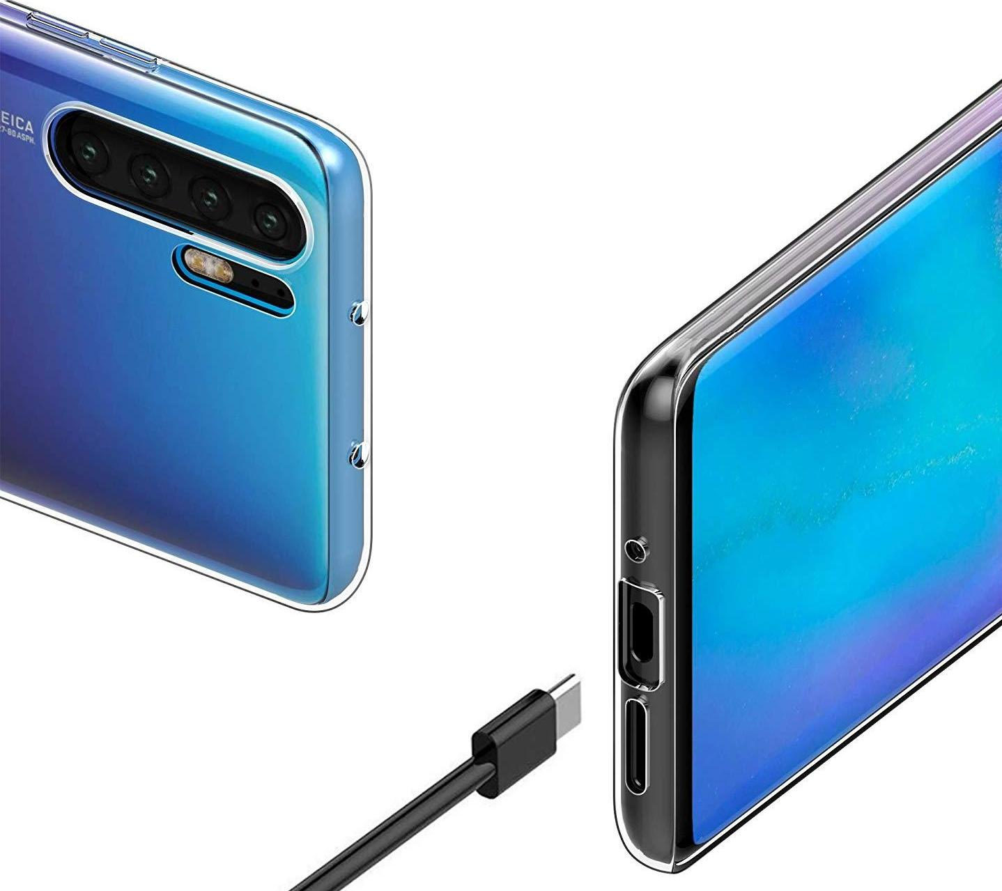 Case-for-Huawei-P30-Pro-Full-Body-Ultra-Thin-Slim-TPU-Protective-Phone-Cover thumbnail 21