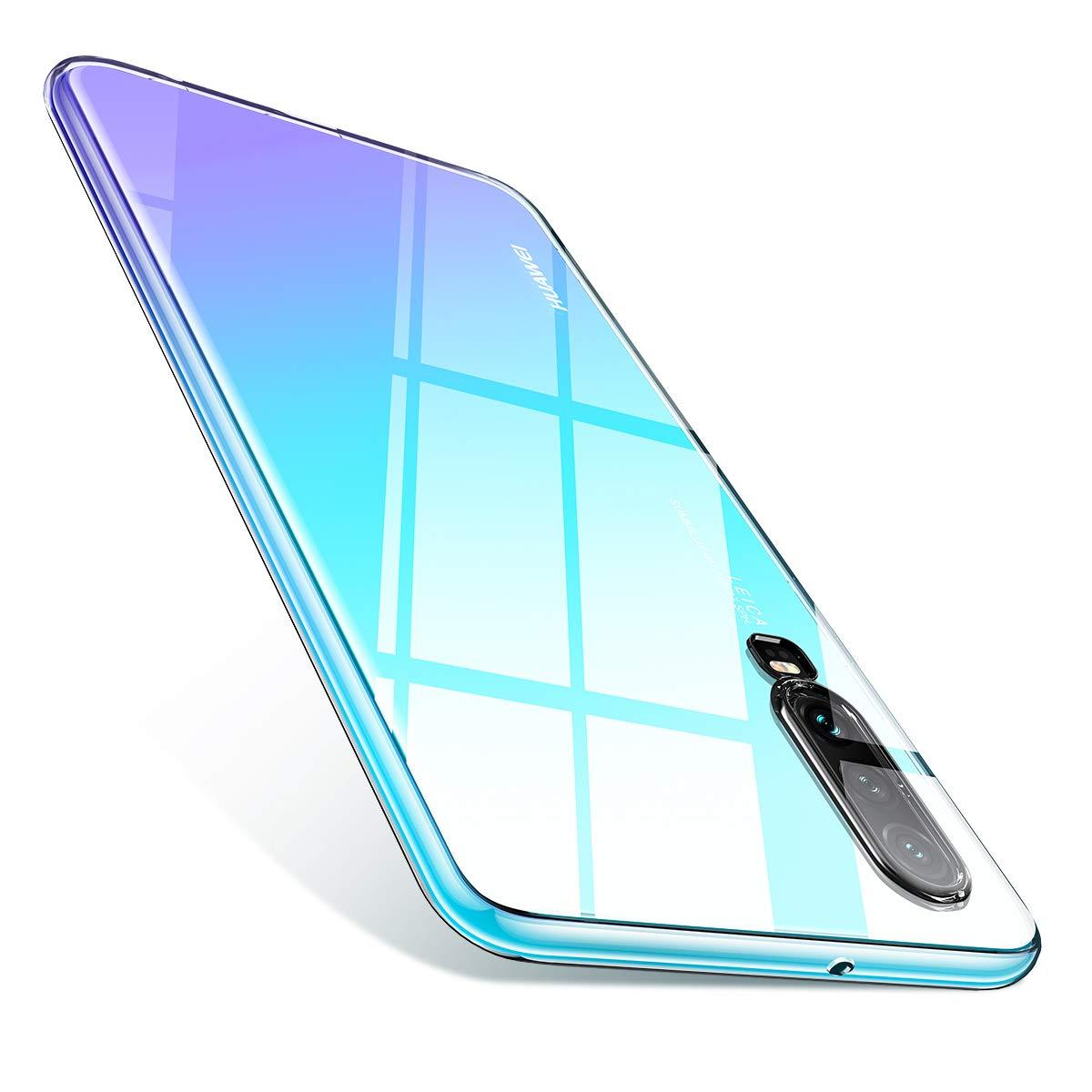 Case-for-Huawei-P30-Pro-Full-Body-Ultra-Thin-Slim-TPU-Protective-Phone-Cover thumbnail 19