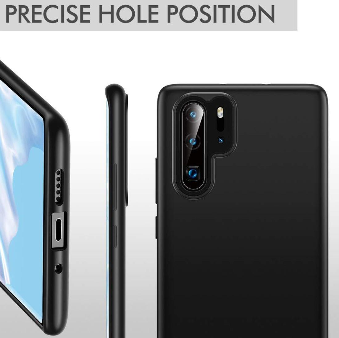 Case-for-Huawei-P30-Pro-Full-Body-Ultra-Thin-Slim-TPU-Protective-Phone-Cover thumbnail 9