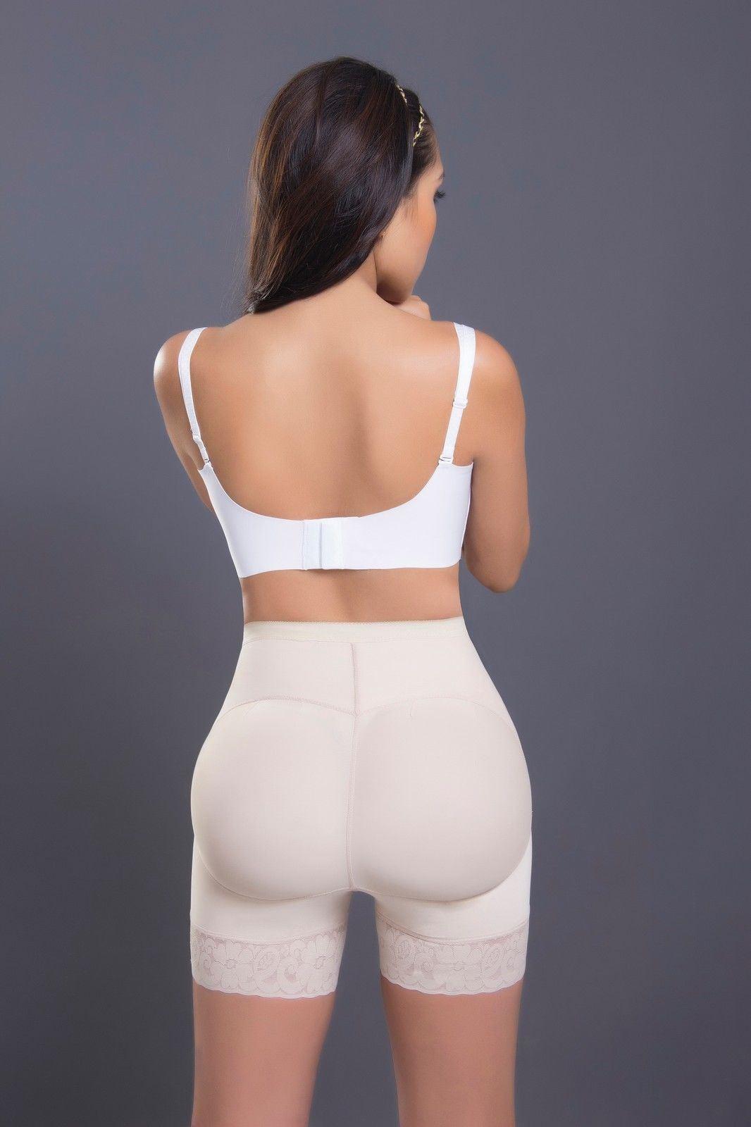 Fajas Colombianas Ann Slim High Waist Butt Lifter Panty Powernet 1012