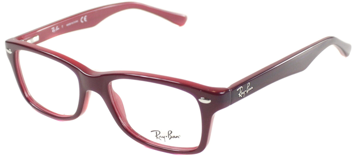 cad1383279 Authentic Ray Ban Junior RY 1531 3592 Top Red Opalin Childrens ...