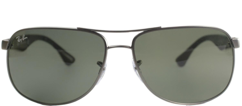 8d3ce6b84a0 Buy Authentic Ray-Ban Mens Sunglasses Rb3502 Matte Gunmetal 029 Size ...