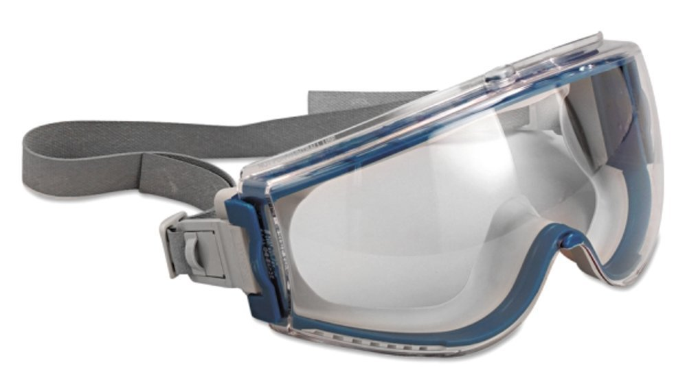 fc80be6784c12 Uvex Stealth Teal Body Clear XTR Safety Goggles
