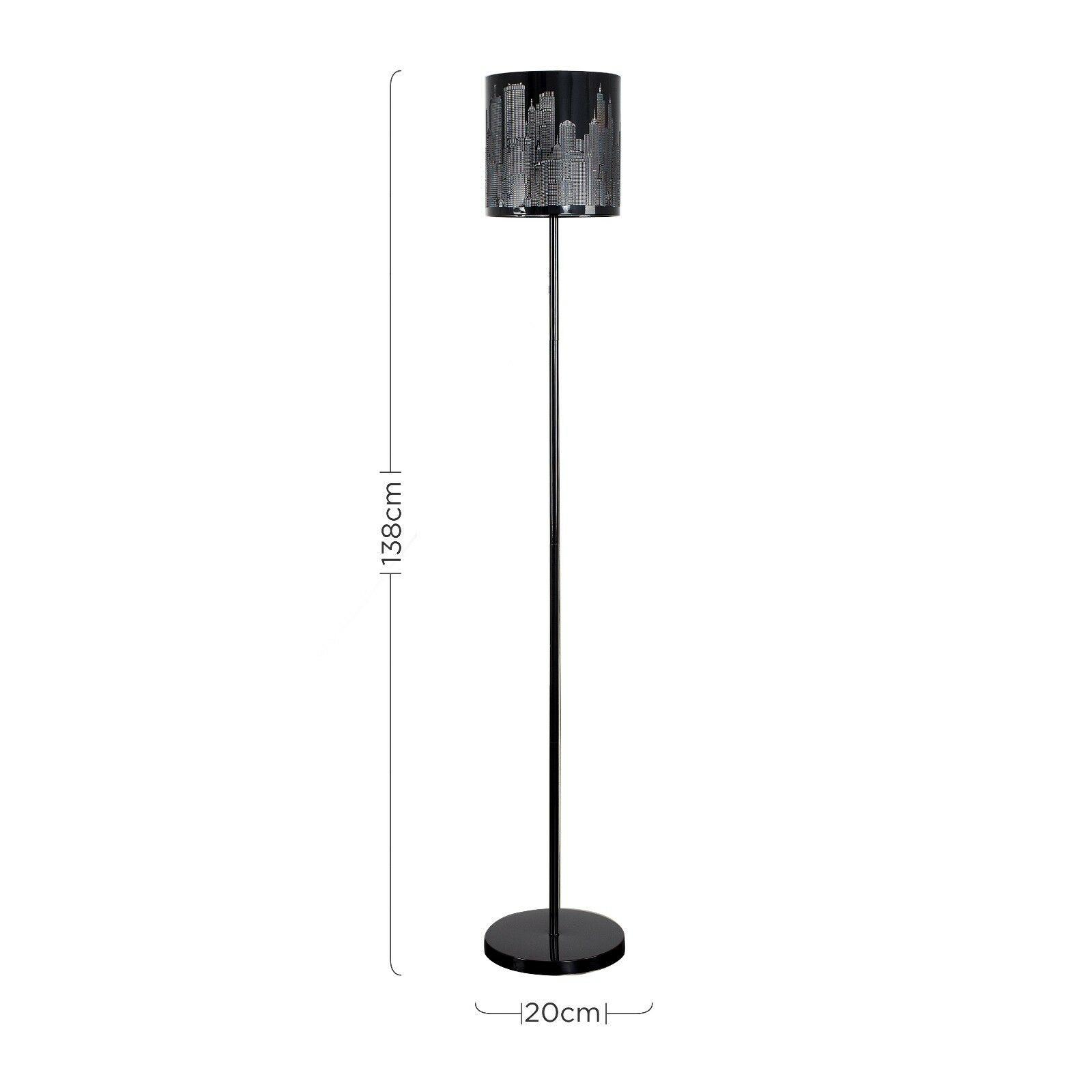 New-York-Skyline-Designer-Touch-Home-Table-Lamp-Ceiling-Shade-Bedroom-Floor-Lamp thumbnail 21