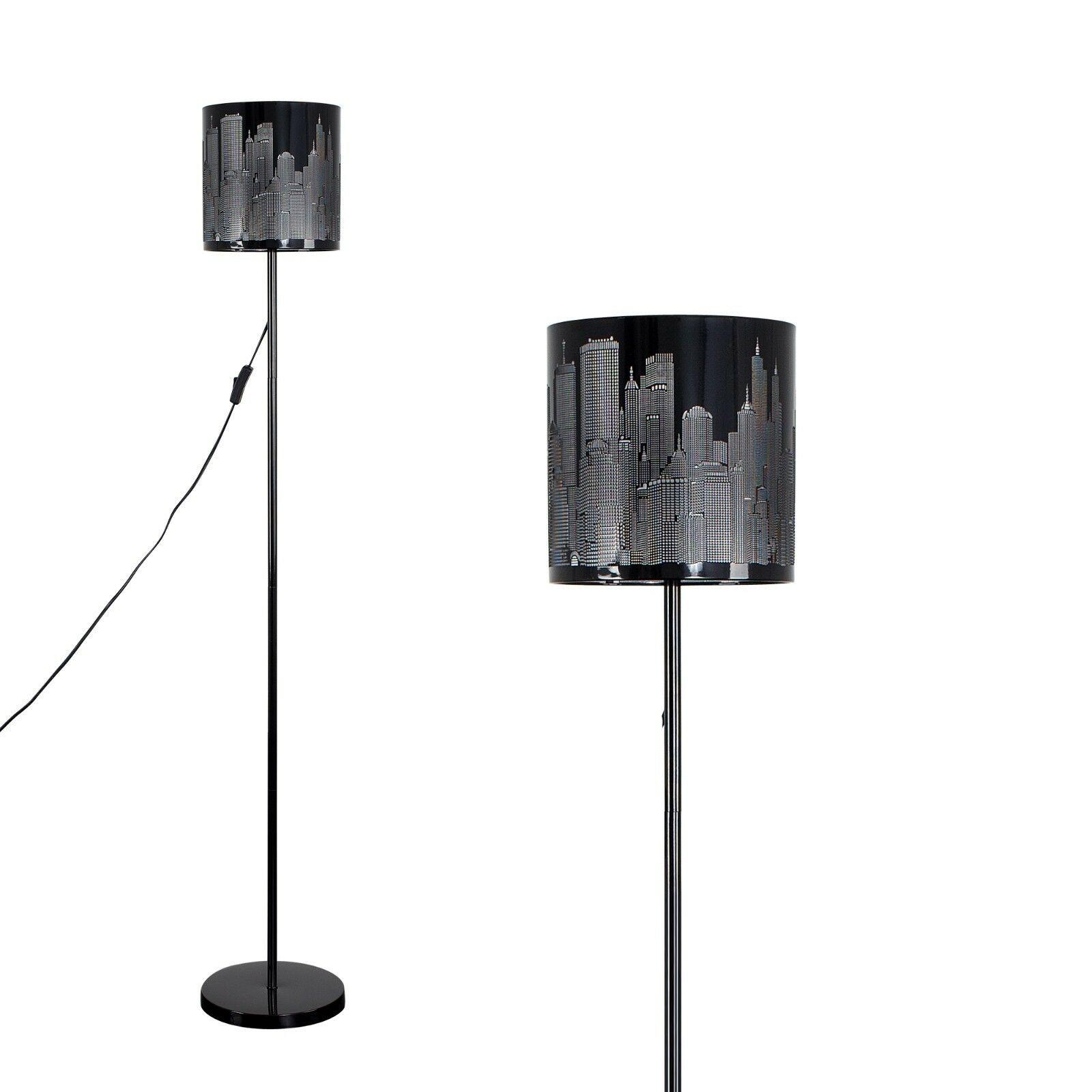 New-York-Skyline-Designer-Touch-Home-Table-Lamp-Ceiling-Shade-Bedroom-Floor-Lamp thumbnail 23