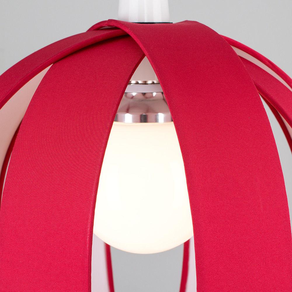 Minisun-Globe-DEL-plafond-lumiere-pendentif-nuances-Abat-jour-eclairage-Ampoule-DEL miniature 49