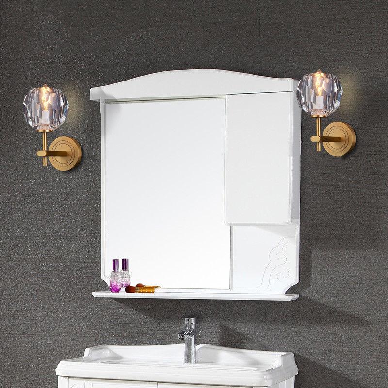 Brass Modern Wall Sconce