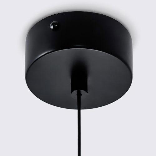 Led Ceiling Light Globe: Modern 1-Light Mini Glass Globe Pendant Light LED Ceiling