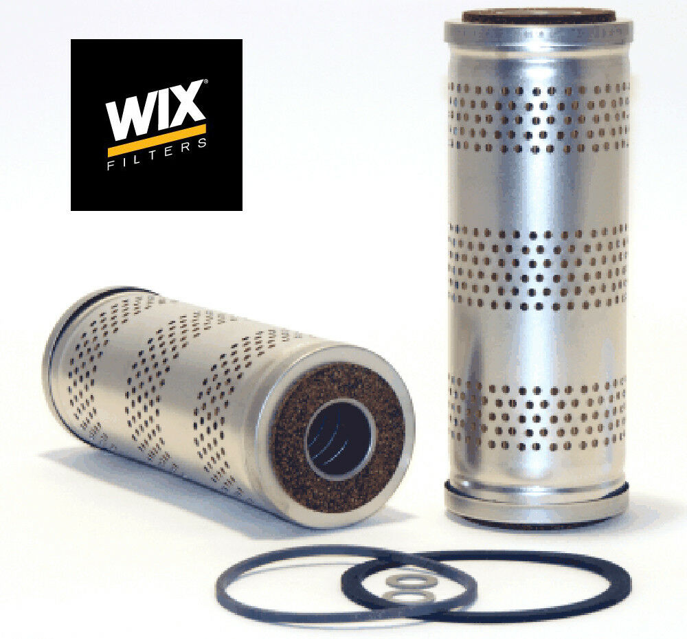 Complete In-Line Pack of 1 33605 Fuel Filter WIX Filters