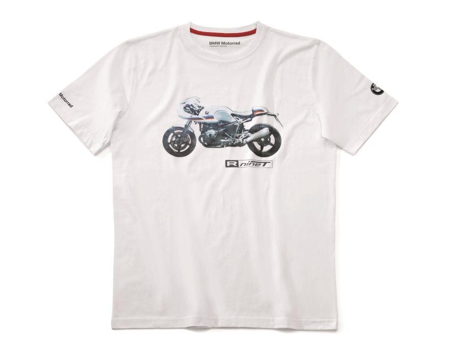 100/% Men/'s Motorrad Tech Tee 35010-015-12 Navy Heather L