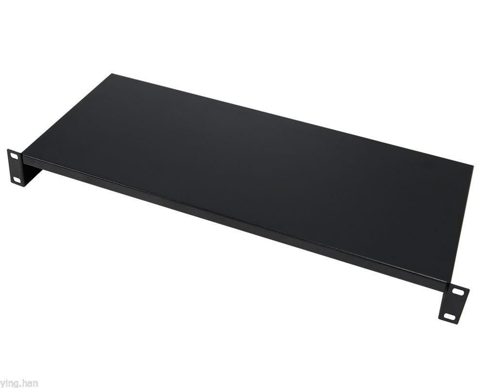 Deep ALUMINUM 150mm Cantilever Server Shelf Rack Mount 19 1U 6