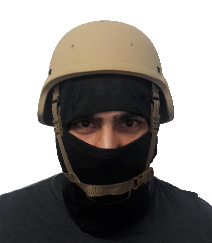 MICH 2000A Level IIIA Advanced Combat Tactical Military Aramid Helmet