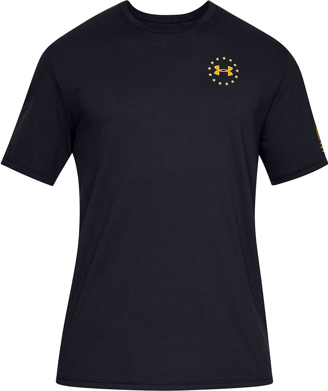 thumbnail 5 - Under Armour Men's UA Freedom Flag Athletic Graphic T-Shirt - 1333350