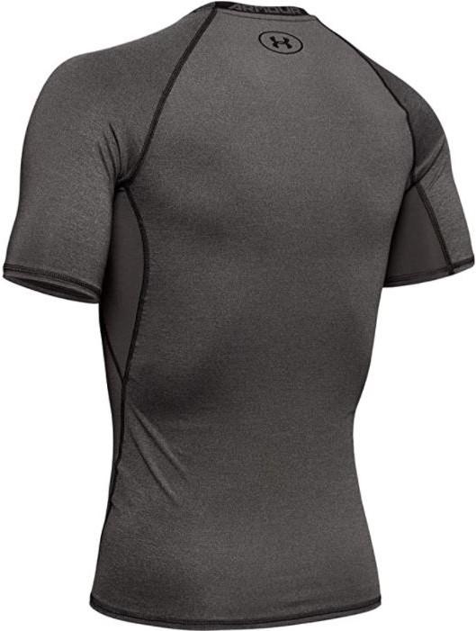 thumbnail 5 - Under Armour Men's UA HeatGear Armour Short Sleeve Compression Shirt - 1257468
