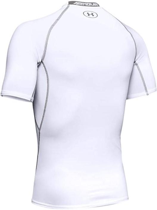 thumbnail 9 - Under Armour Men's UA HeatGear Armour Short Sleeve Compression Shirt - 1257468