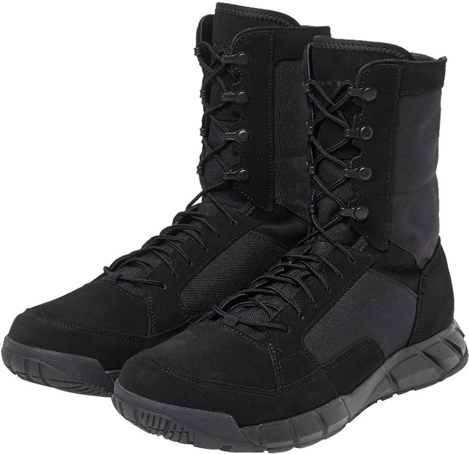 thumbnail 6 - Oakley Men's UA Light Assault 2 Blackout Boots - 11188-02E