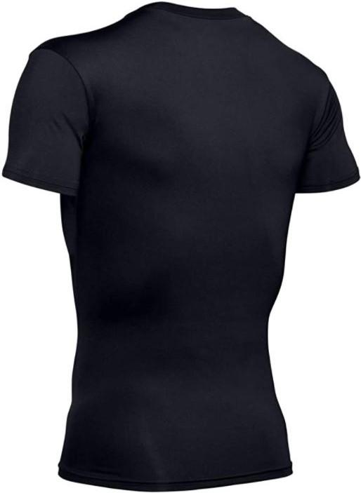 thumbnail 3 - Under Armour Men's UA Tactical HeatGear Compression V-Neck T-Shirt - 1216010