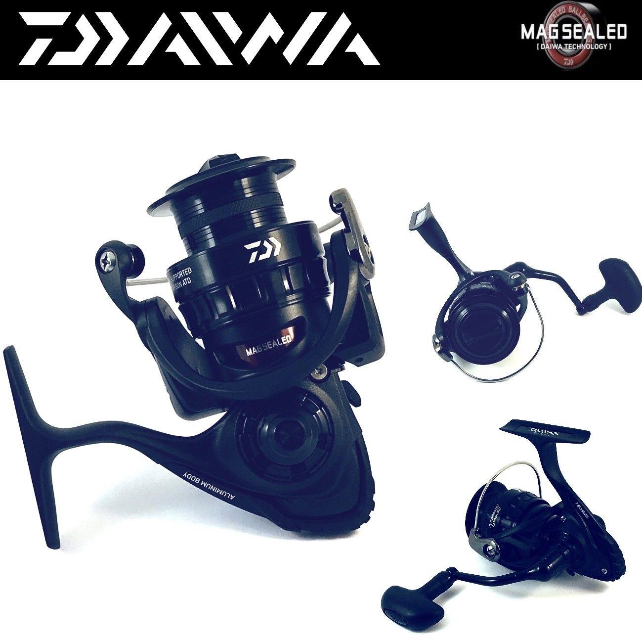 DAIWA DAIWA DAIWA MAGSEALED SALTWATER SPINNING REEL BG a54071