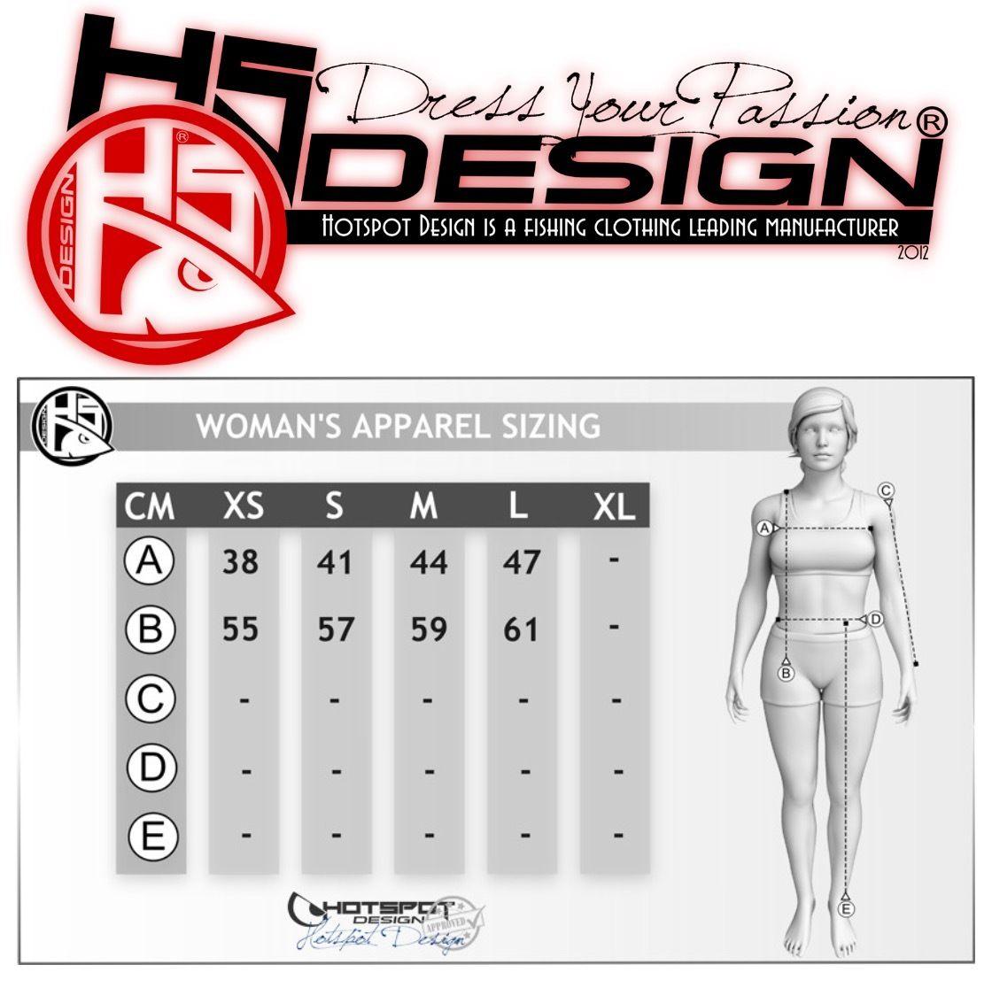 Hotspot Design Women T-Shirt Lady Angler