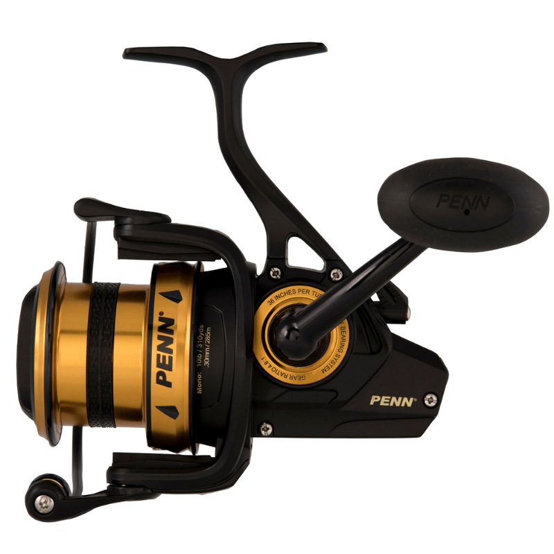 PENN-LEGENDARY-SALTWATER-SPINNING-REEL-SPINFISHER-VI-LONG-CAST thumbnail 10