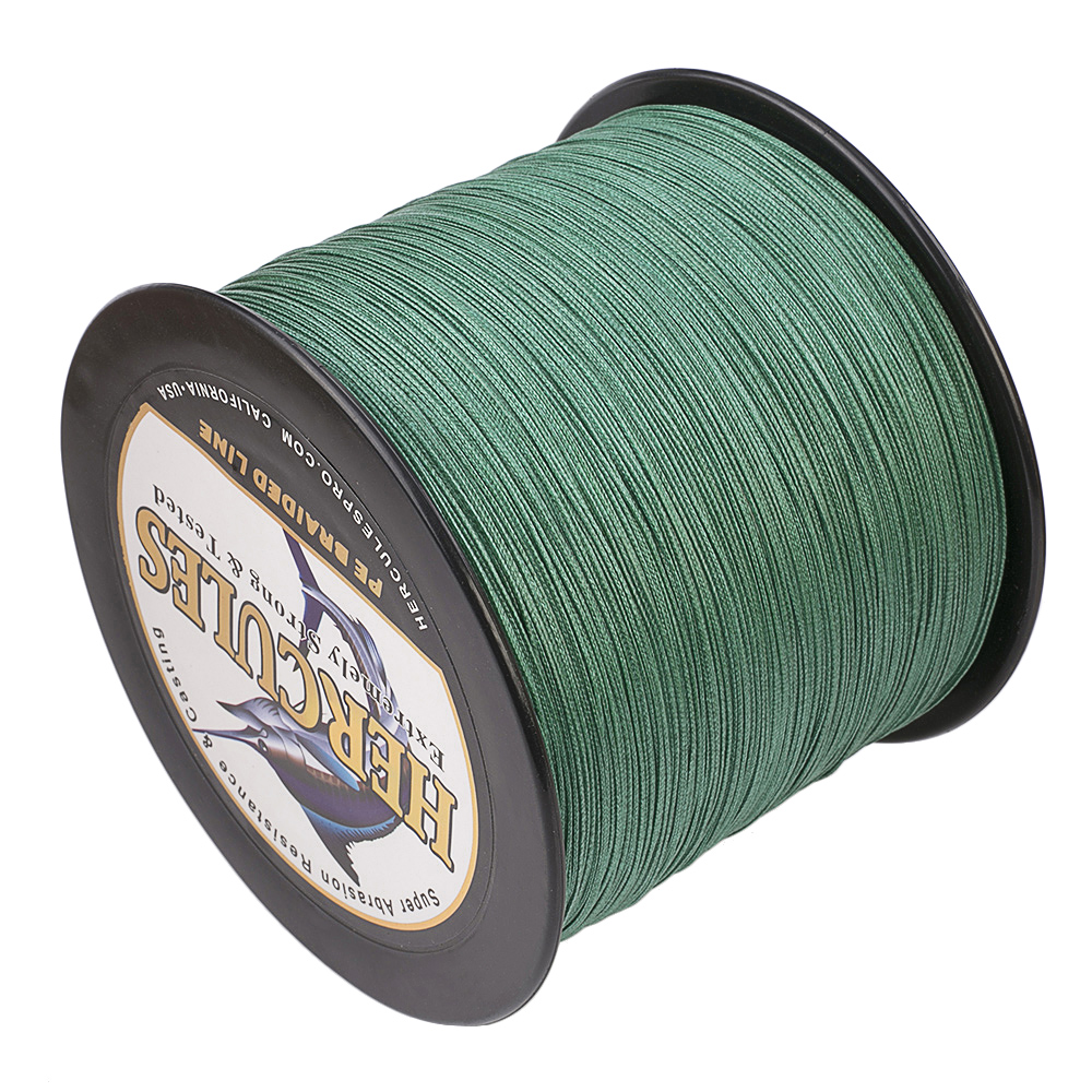Braided-Fishing-Line-150lbs-8-Strands-PE-Hercules-100-300-500-1000-1500-2000M thumbnail 53