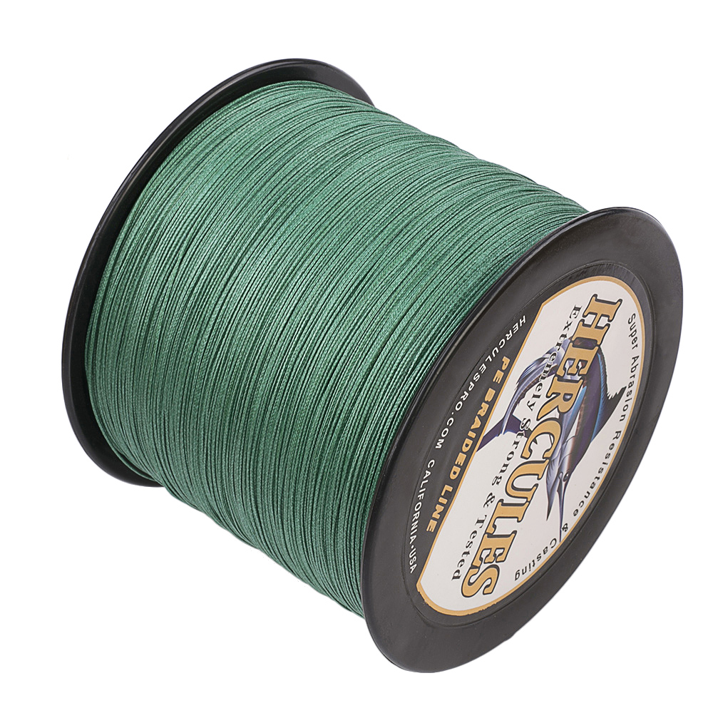 Braided-Fishing-Line-150lbs-8-Strands-PE-Hercules-100-300-500-1000-1500-2000M thumbnail 54